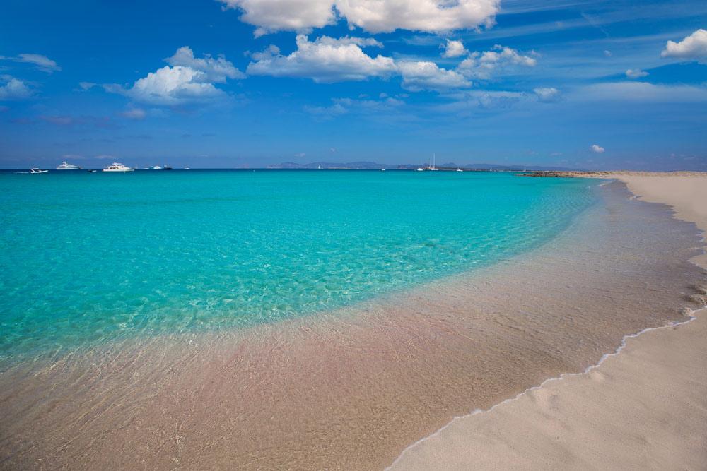 Avslappende på Formentera