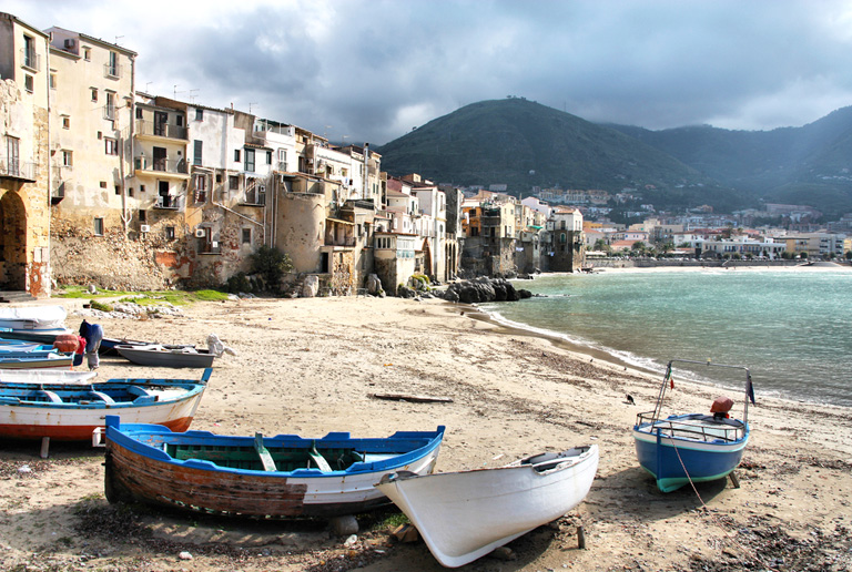 Illustration of Cefalu - number 1 of 9