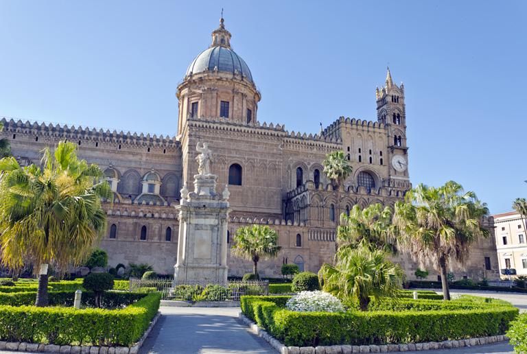 Bilder från hotelle Palermo - nummer 1 av 9