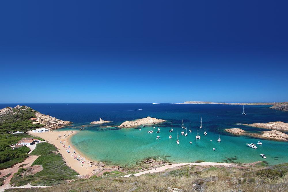 Sjarmerende Menorca
