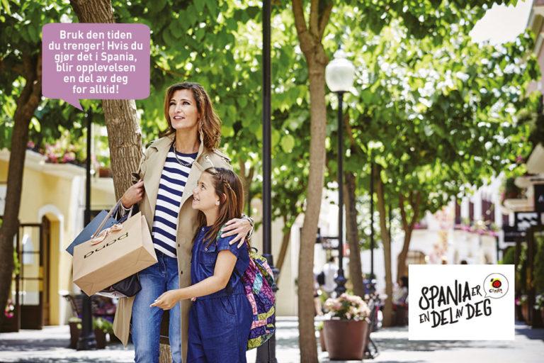Opplev Spania og trendy storbyer