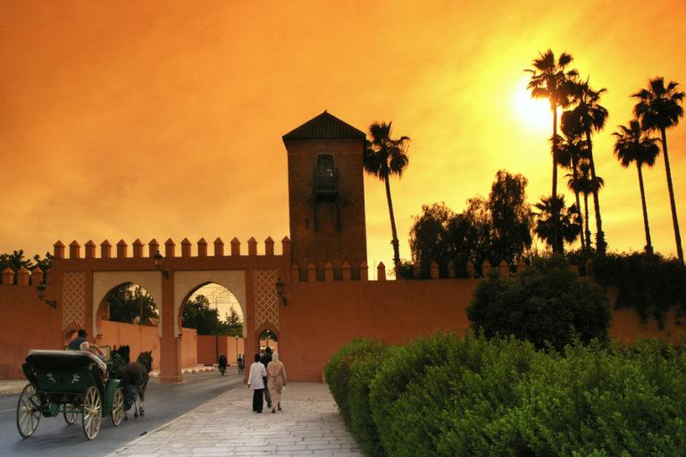 Shopping og opplevelser i eksotiske Marrakech