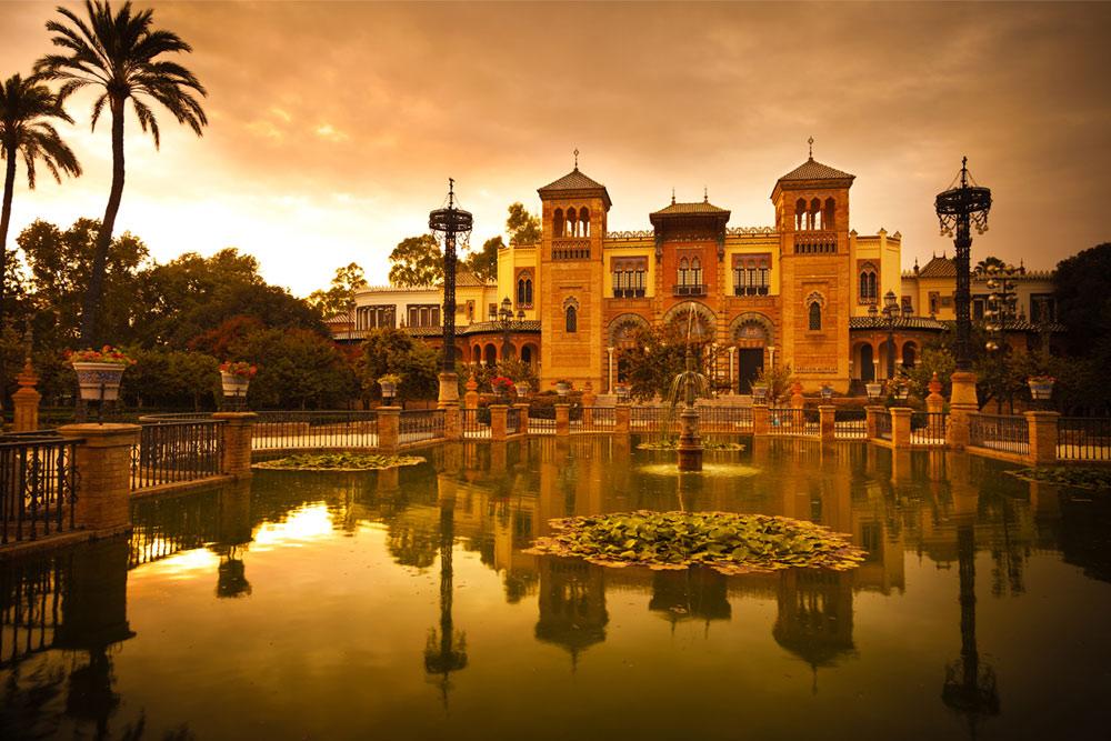 Idylliske pg flotte Sevilla
