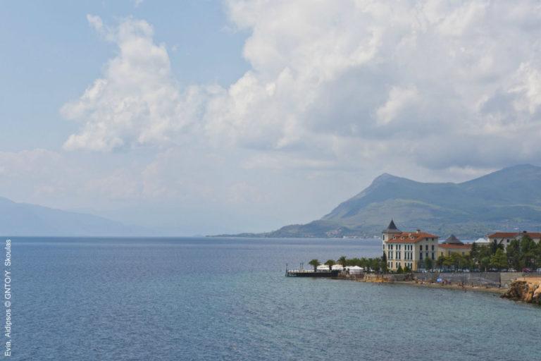 Varma källor och härliga naturupplevelser i Grekland - Grekiska turistkontoret