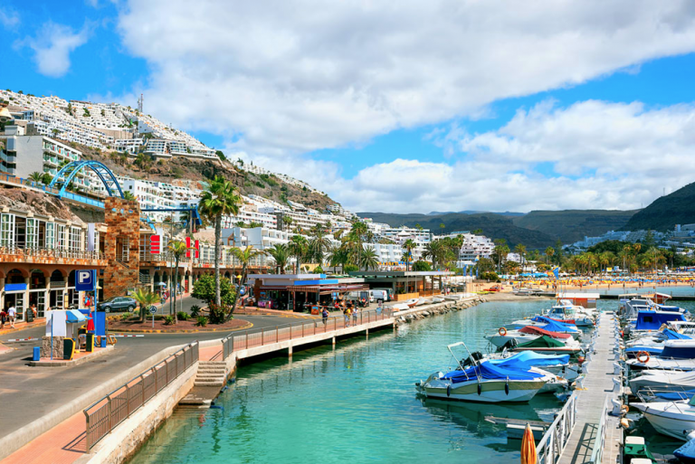 De billigste reisene fra Trondheim til 10 badebyer på Gran Canaria