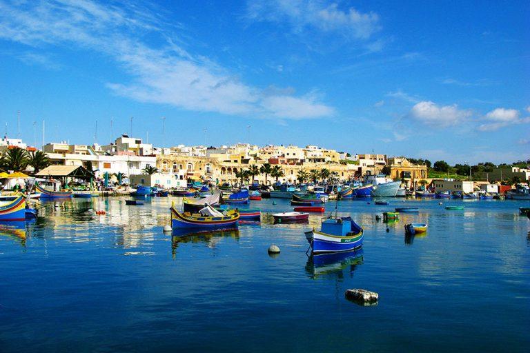 Tjuvstarta sommaren på Malta