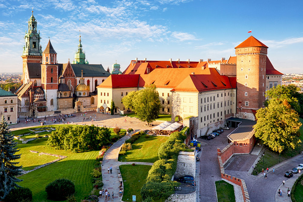 Bilder från hotelle Krakow - nummer 1 av 3