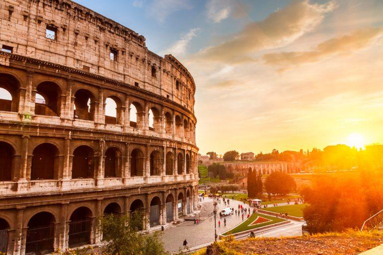 Her skal du spise i Rom