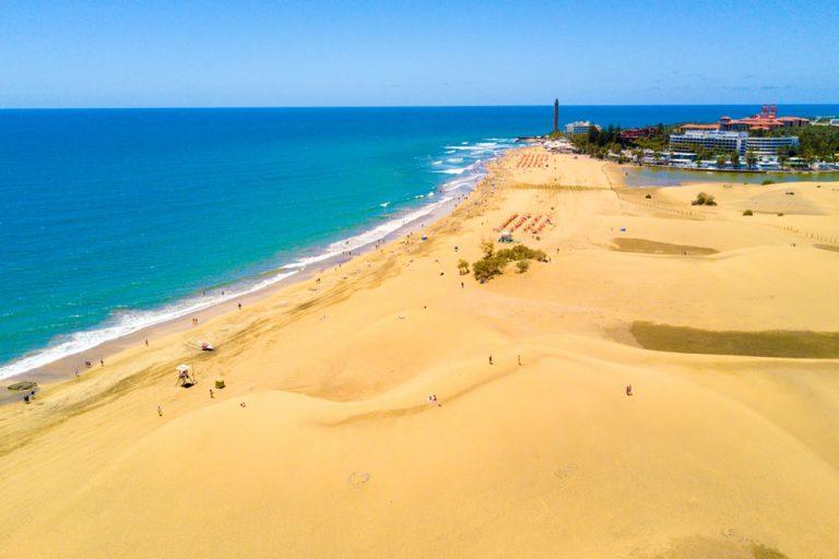 Feriefavoritten Gran Canaria, har får du et kæmpe udvalg af