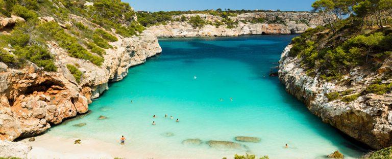 Billigaste resorna till 15 badorter på Mallorca