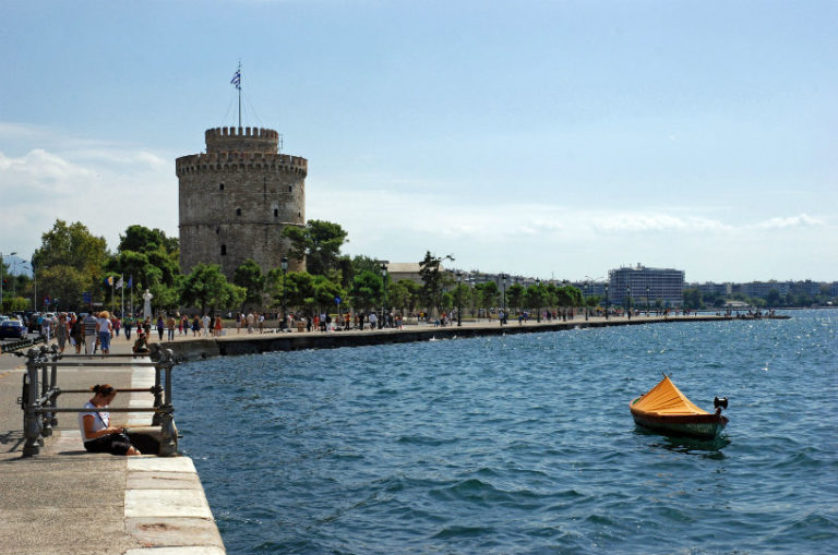 Photo: GNTO/K.Kouzouni-White Tower Thessaloniki