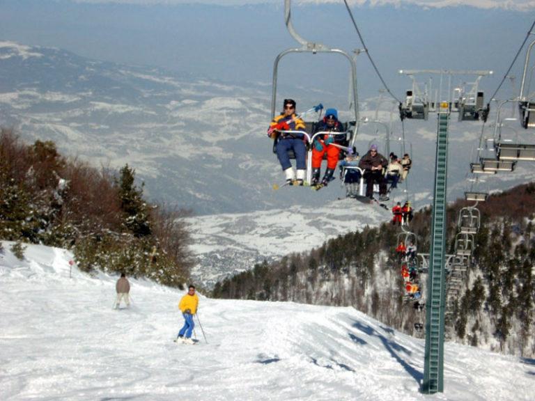 Photo: GNTO/Elatohori Ski Center-Pieria