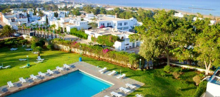 Agadir - perfekt efterårsdestination