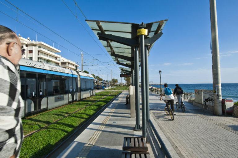 Photo: GNTO/Y.Skoulas Athenian Riviera Faliro
