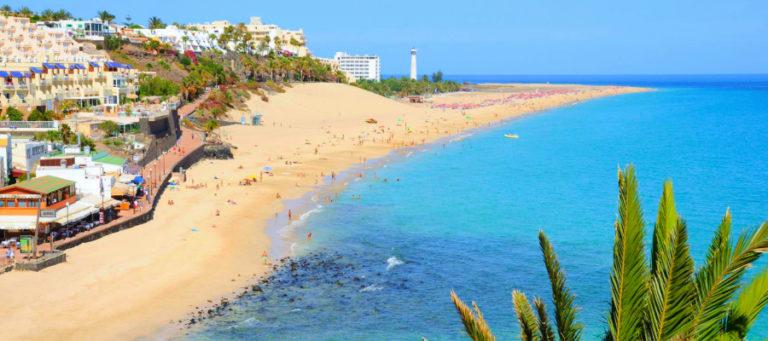 Find din drømmestrand på Fuerteventura