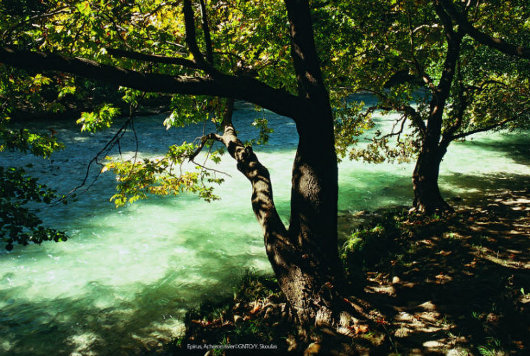 Photo: GNTO/Y.Skoulas-Acheron River