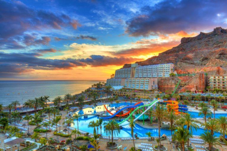 Res till Gran Canarien, Mallorca, Kreta eller Turkiet