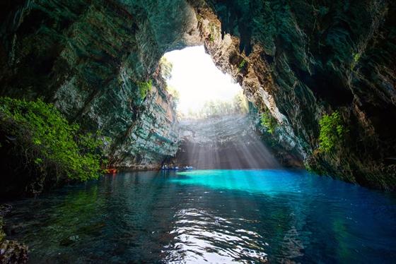 Geoparker i Hellas - Det greske turistkontor