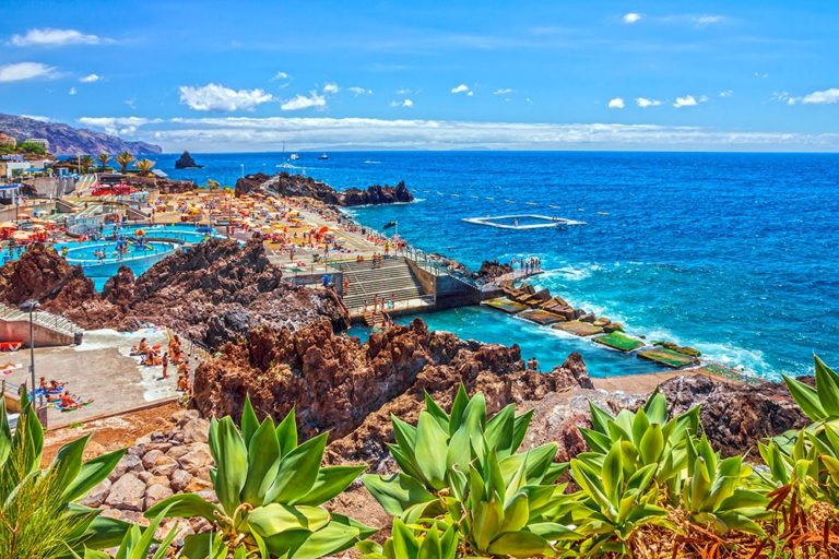 Skønne Madeira