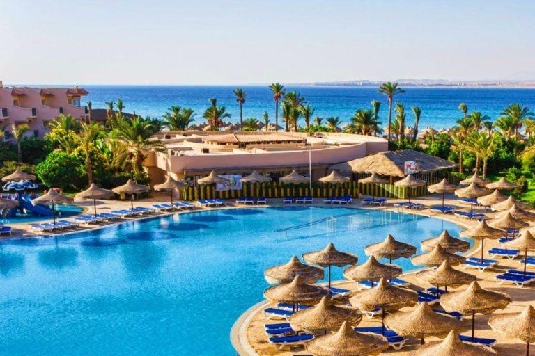 Billiga paketresor till Egypten