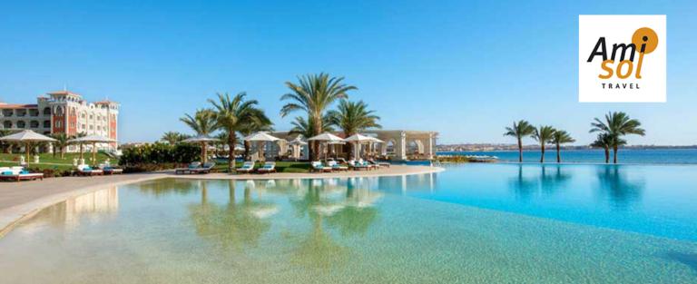 Restpladser til Egypten med Amisol