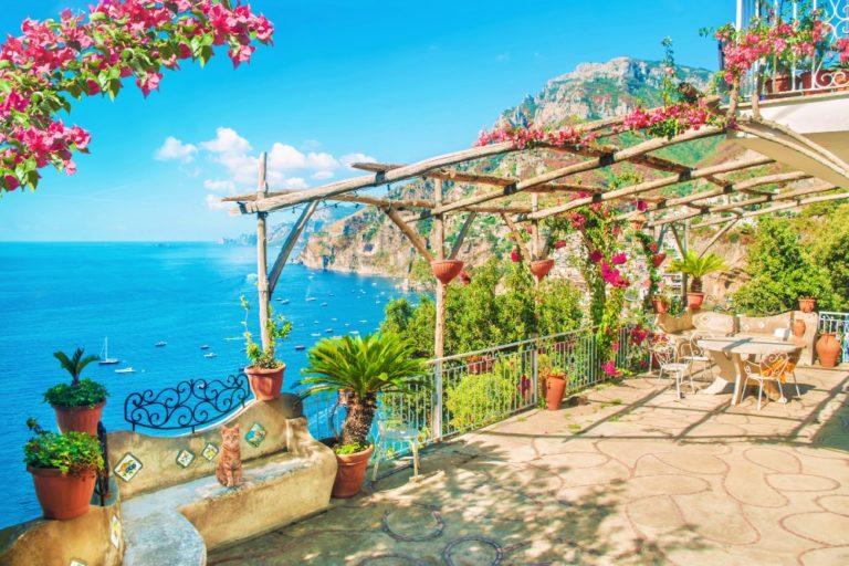 Forårsferie ved Middelhavet