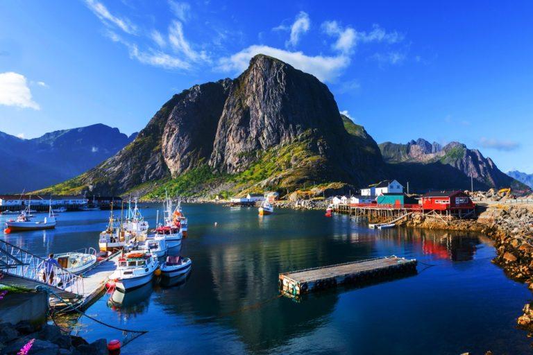 Norgesferie - se våre pakkereiser med fly og hotell