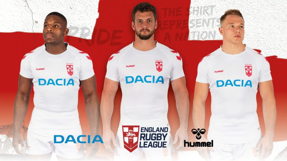 premium selection f41c7 d4e90 England Rugby League kit and training wear launched | Leeds ...