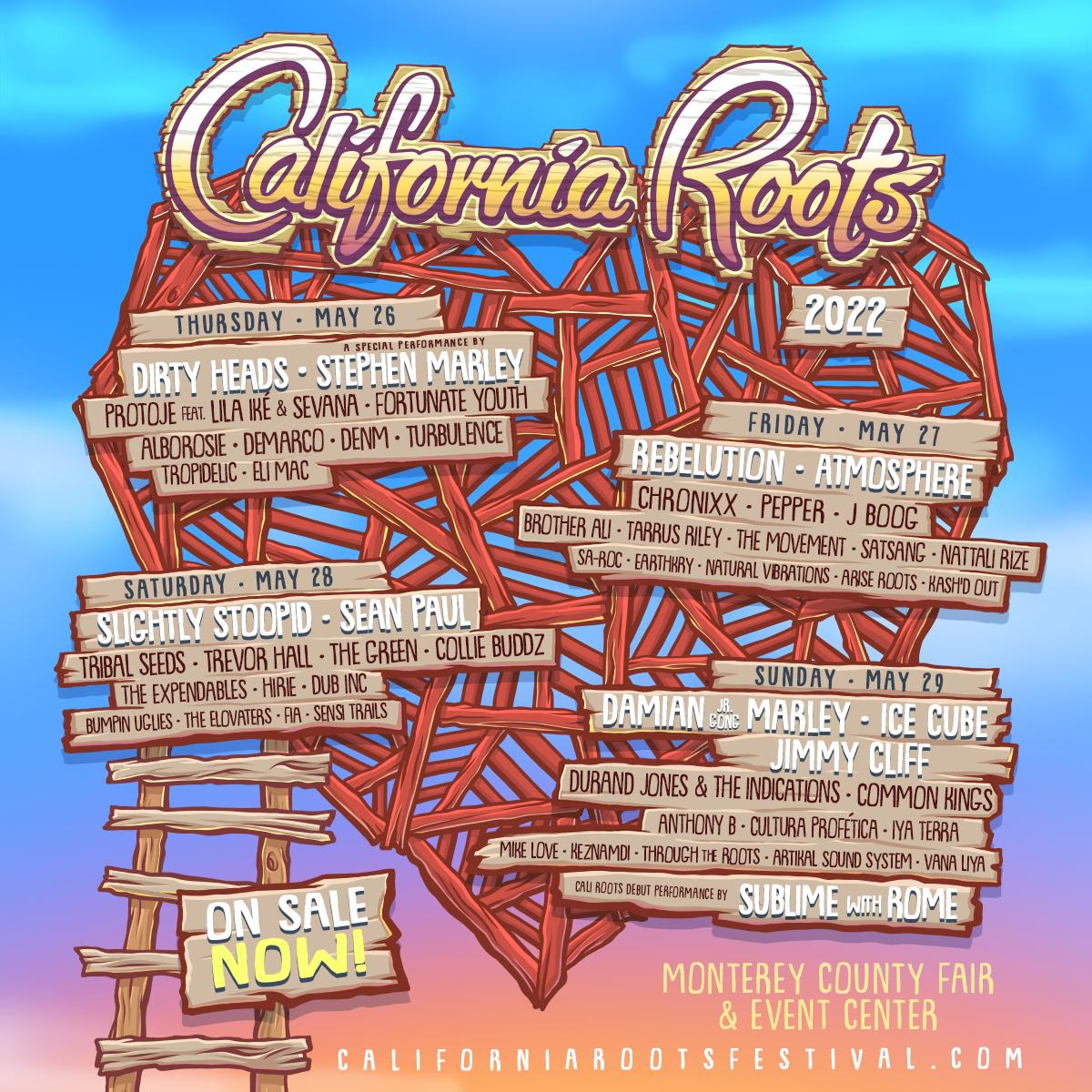 Ca Roots 2022 Full Announce Insta V2