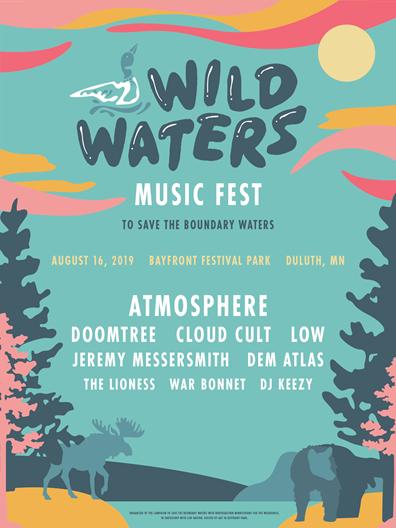 Wild Waters Music Fest Admat