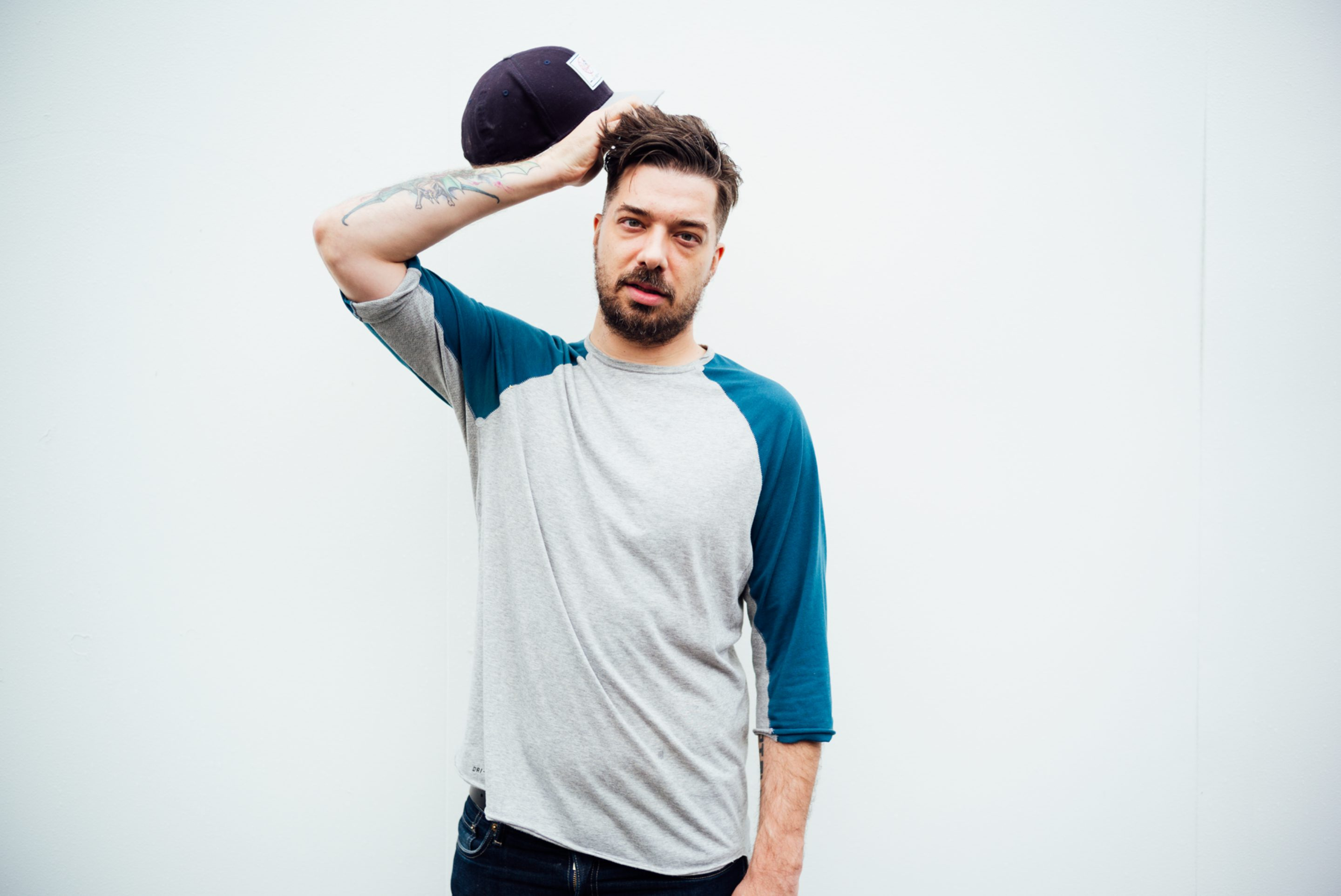 The 43-year old son of father (?) and mother(?) Aesop Rock in 2020 photo. Aesop Rock earned a million dollar salary - leaving the net worth at million in 2020