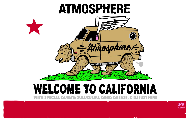 Atmosphere California Admat Single