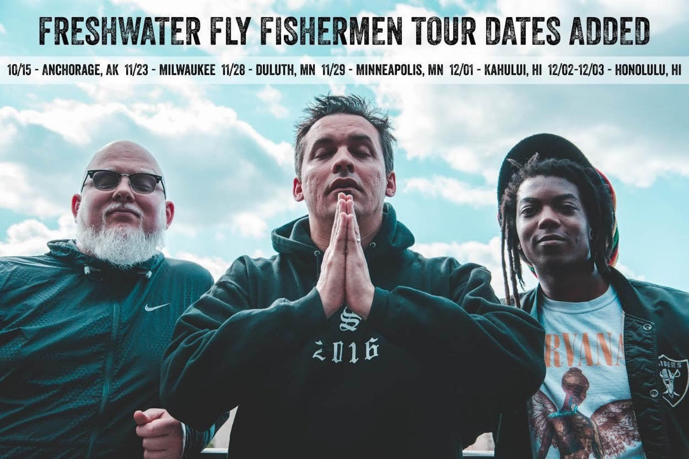 Atmosphere Newdates