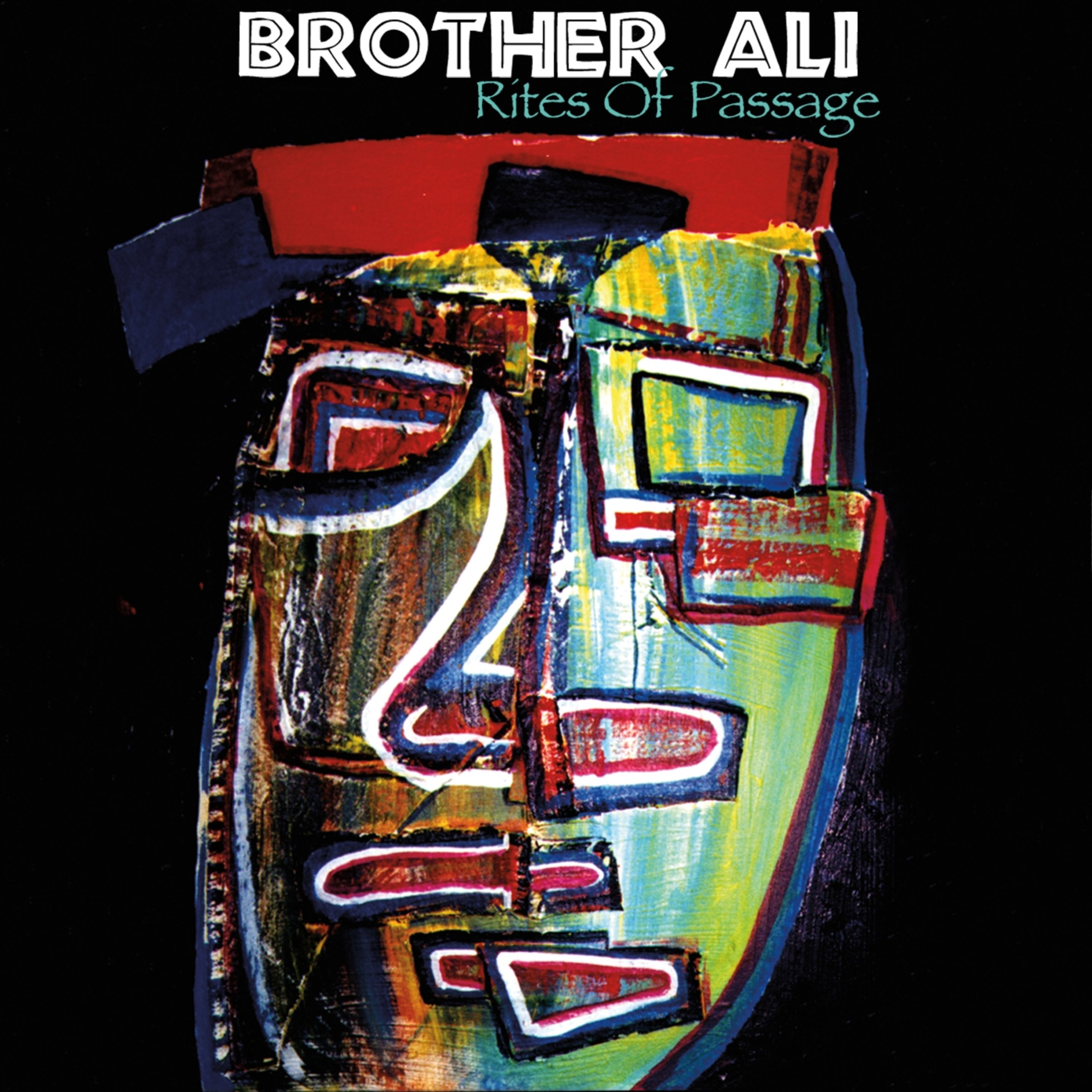 Brother Ali Rites Of Passage Orginal