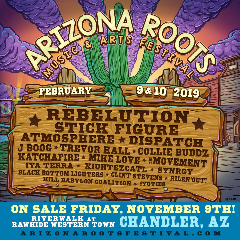 Az Roots 2019 First Announce Insta