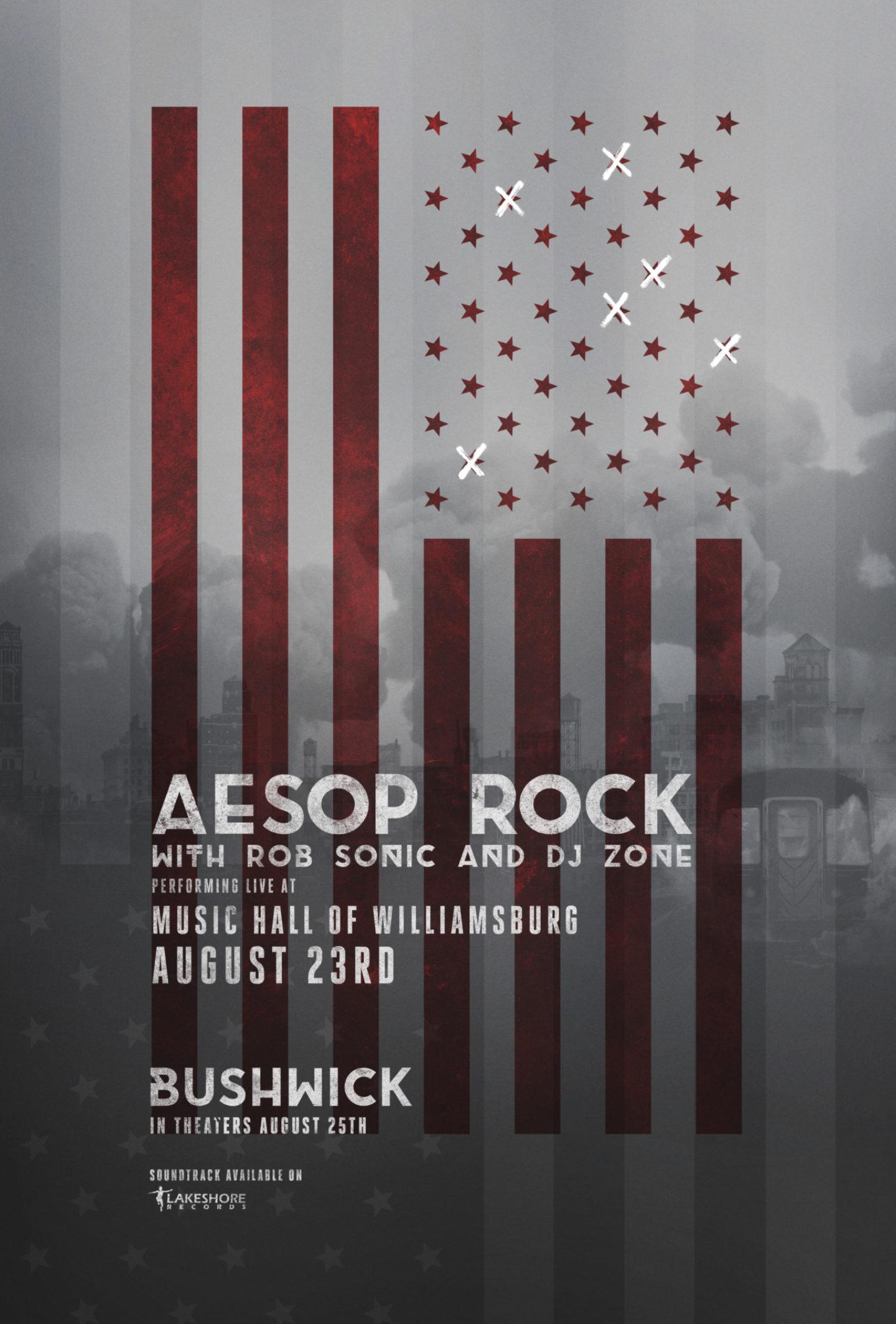Aesop Rock Bushwick 3