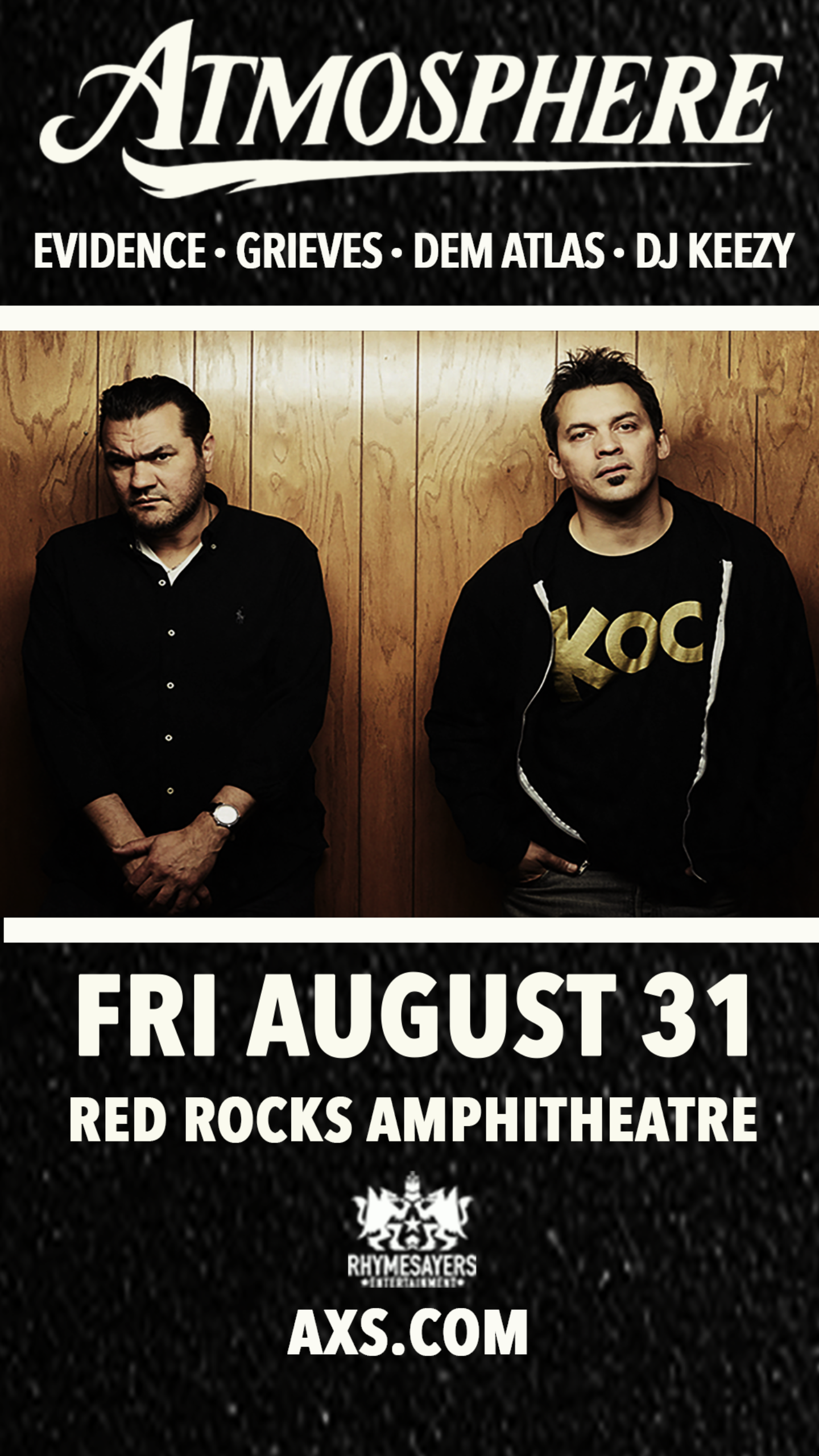 Atmo Red Rocks 8 31 Story