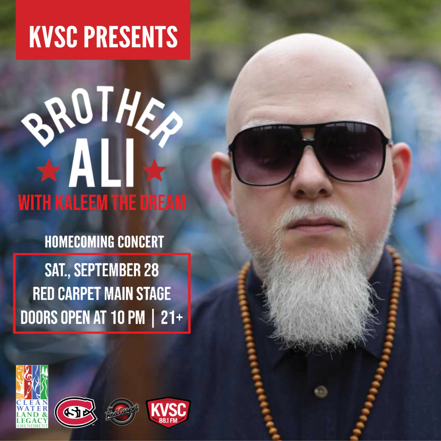 Brother Ali Poster