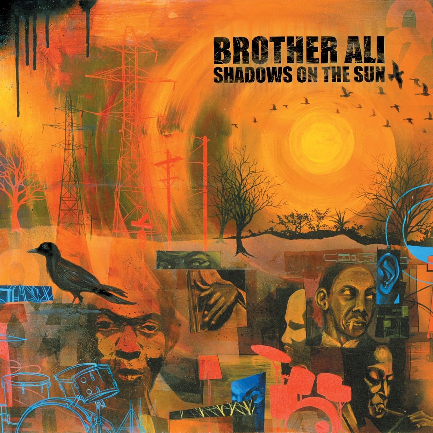 Brother Ali Shadows On The Sun