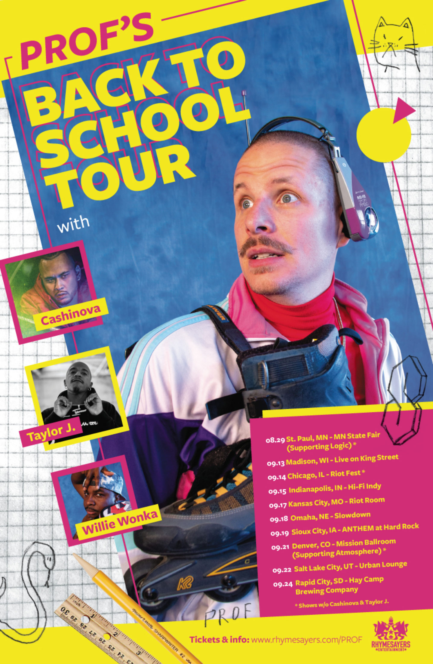 Prof Btstour Poster With Routing