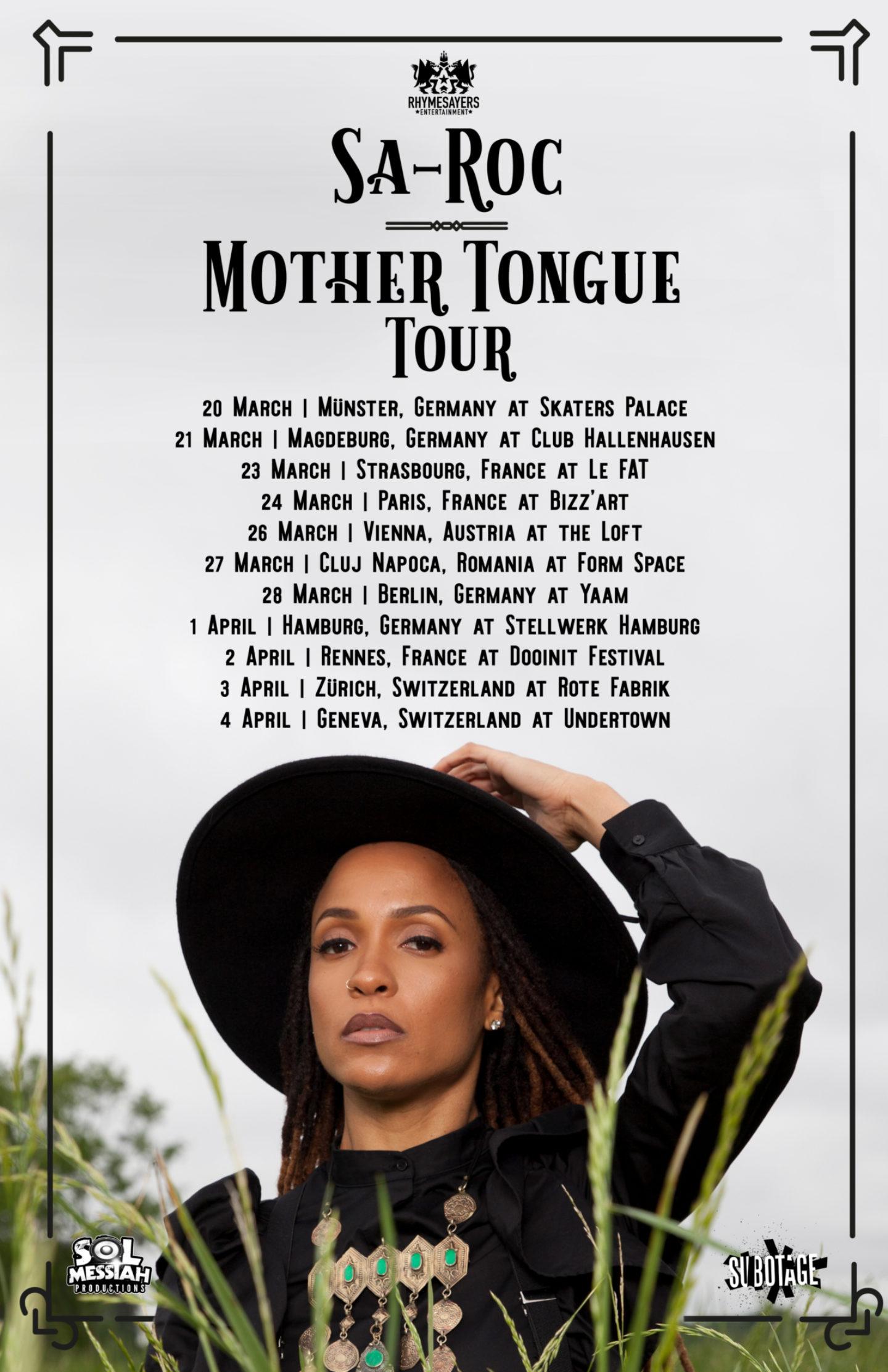 Final Sa Roc Admat Europe Mother Tongue Tour 1
