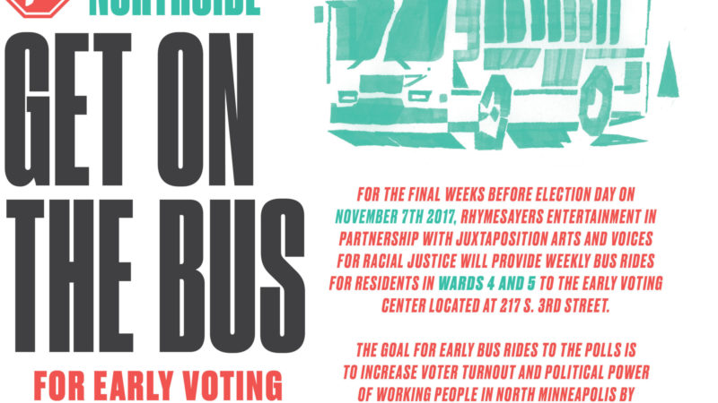 Northside Get On The Bus Early Voting Project Pdf