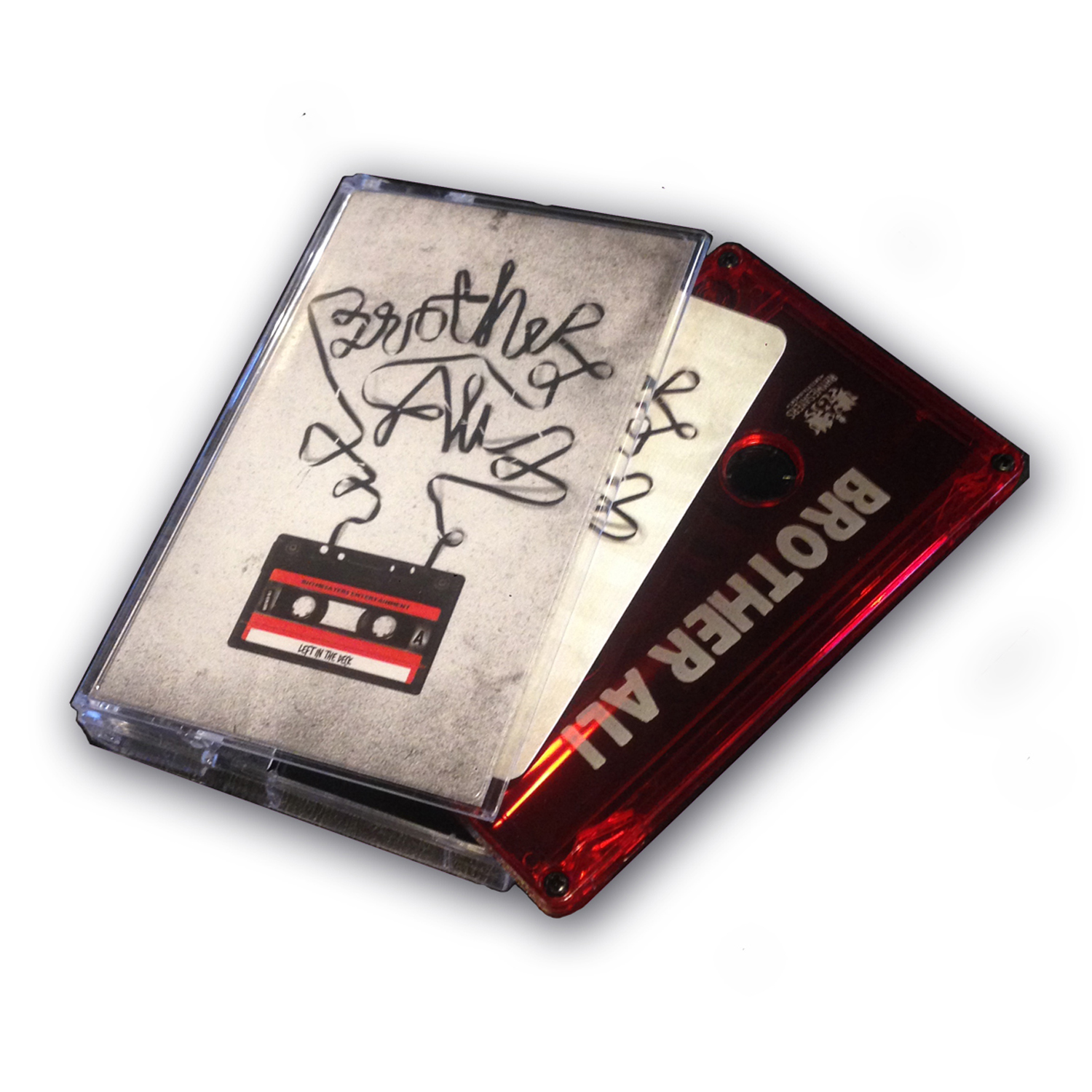 Atmosphere Left In The Deck Cassette