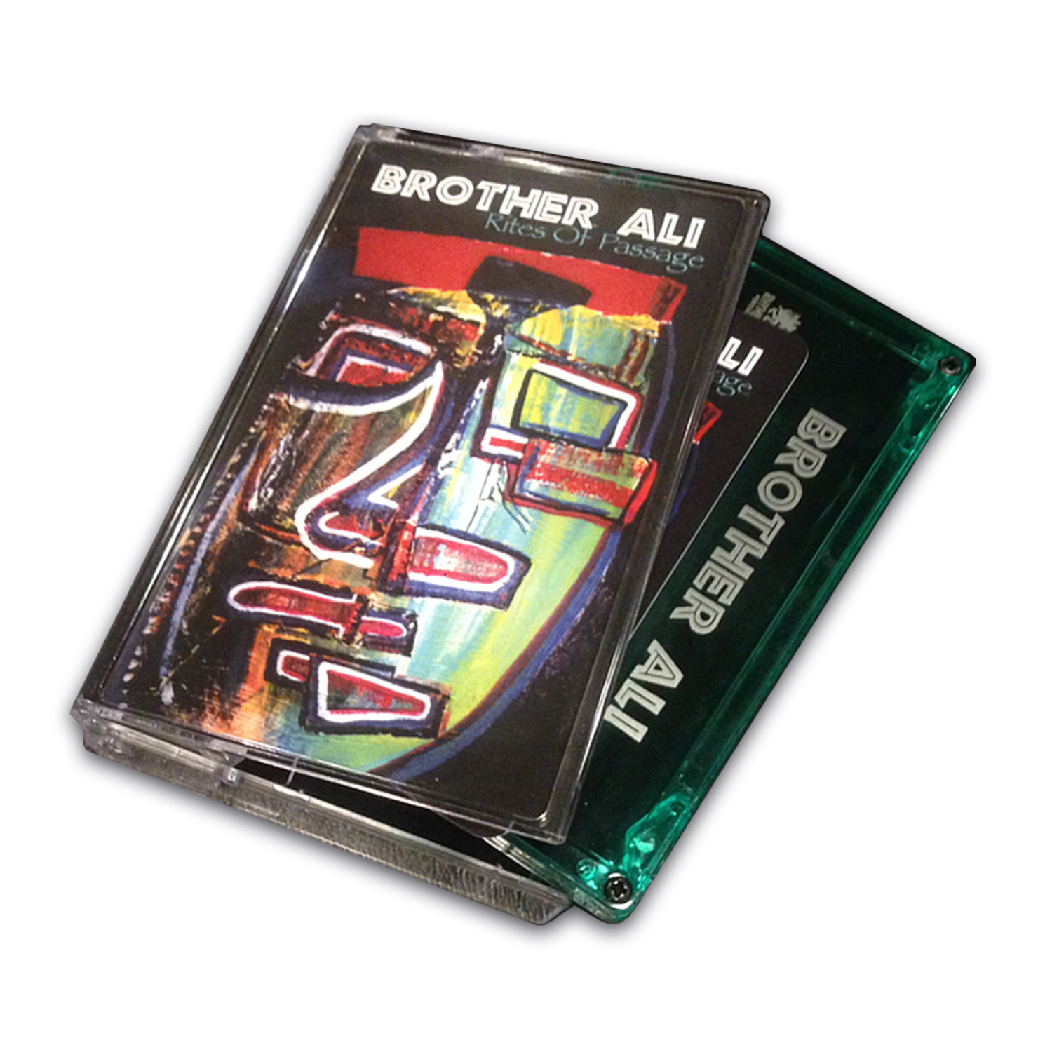 Brother Ali Rites Cassette