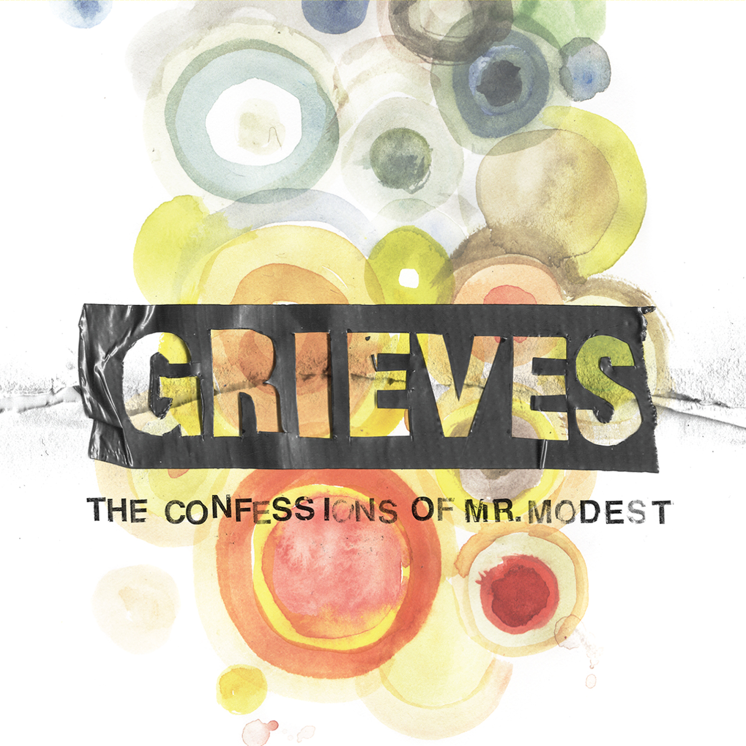 Grieves Confessions Of Mr Modest