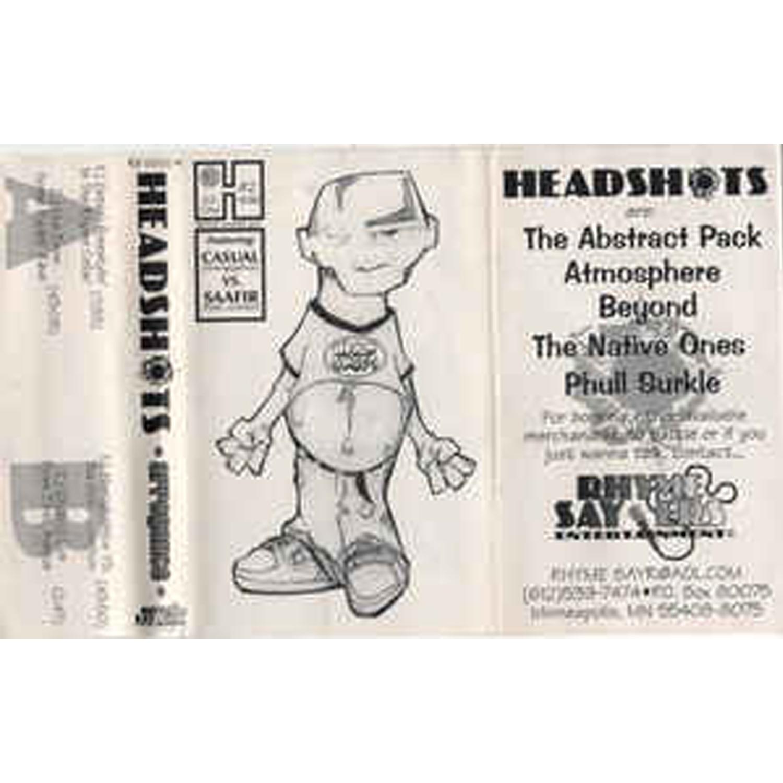 Headshots2 Arrogance