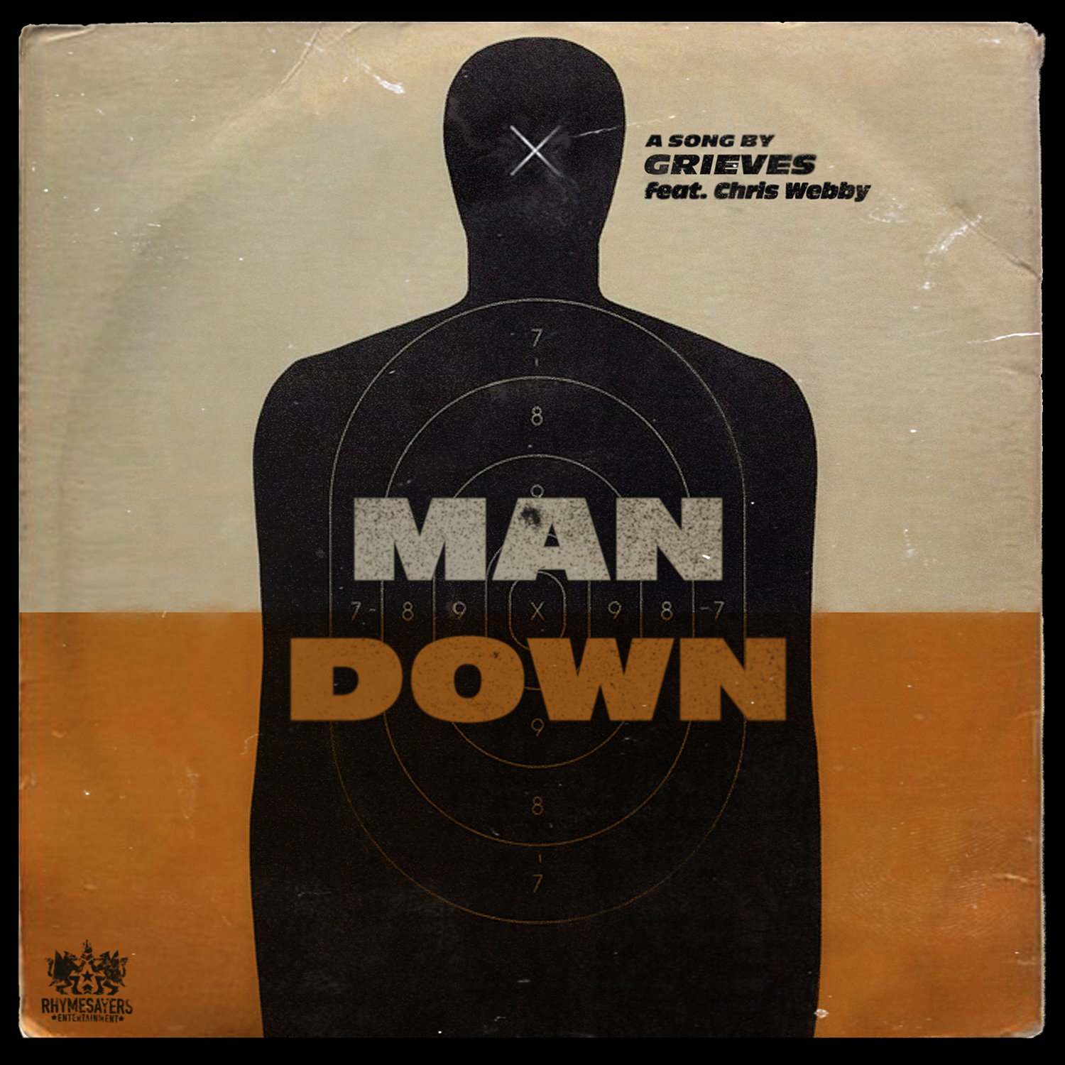 Man Down Digital Cover