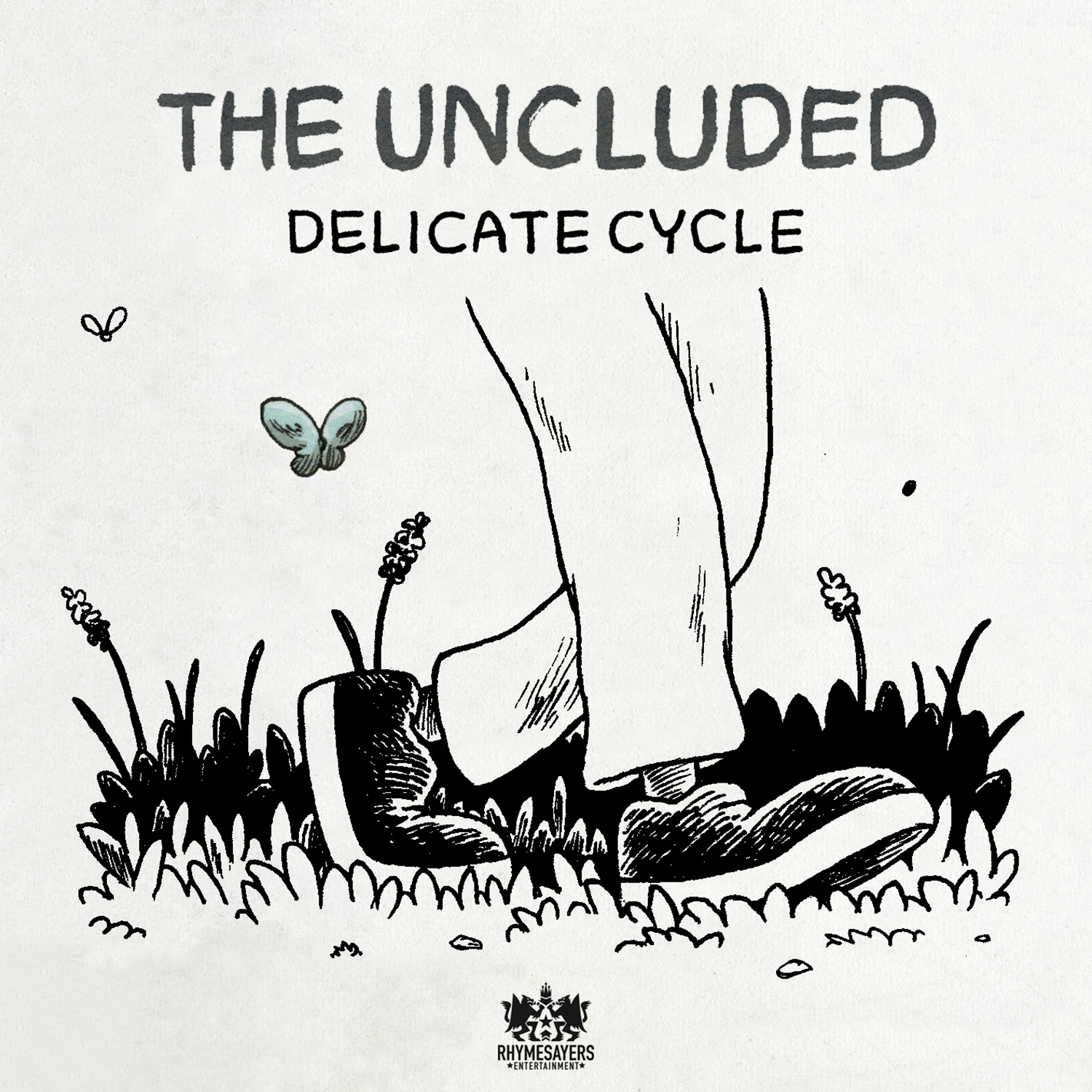 The Uncluded Delicate Cycle