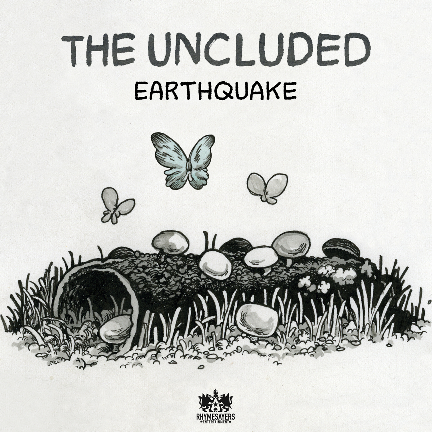 The Uncluded Earthquake