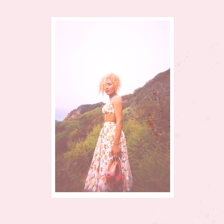 Pink Lemonade Square Clean Digital Cover